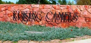 Kissing Camels CO