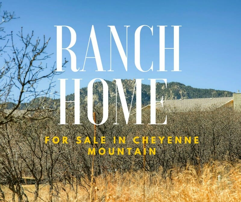 rancher in D-12 for sale